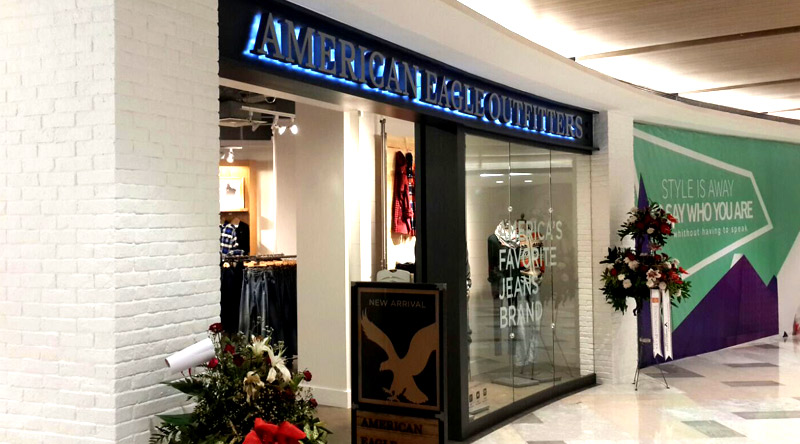 American Eagle Outfitters TP